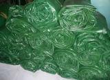 Encerado revestido PVC da Desgastar-Resistência para o empacotamento/o armazenamento/tampa da carga