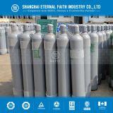 Cilindro de gás sem costura DOT 3AA Cilindro de oxigênio 40L / 47L / 50L