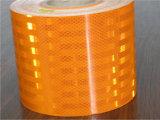 Sinal de tráfego reflexivo infravermelho da fita do favo de mel do PVC
