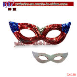 Party Decoration Halloween Masks Sequin Mardi Gras Party Items (C4040)