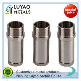 Het aangepaste CNC van het Metaal van het Aluminium van het Messing van het Roestvrij staal Machinaal bewerken