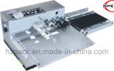 Высокая скорость автоматического пейджинга пластика машины для бумаги или обозначение/карты