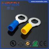 Rd 유형 PVC 두 배 주름 반지 단말기