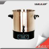 Uso do fabricante do atolamento para cozinhar e preservar
