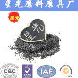 Dureza elevada de carboneto de silício negro de decapagem/texto inscrito