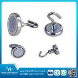 Aimant en néodyme NdFeB Pot/aimant Holding/Base ronde aimant