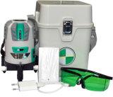Инструмент уровня лазера вкладыша лазера Danpon ручных резцов зеленый с креном силы