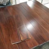 固体小さい葉のアカシアの木製のフロアーリングか設計されたフロアーリングに床を張る堅材