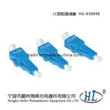 Het vrouwelijk-Mannelijke Gebruik van de Demper van het Type LC in Optische Vezel die Kring overbrengen
