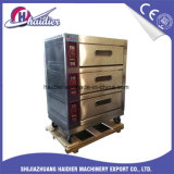 3 de Oven van het Dek van de Oven van het Baksel van het Brood van de laag met Lagere Prijs