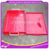 Injection plastique moule de la boite de production