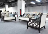 أثر قديم أسلوب يعيش غرفة أثاث لازم بناء & أريكة خشبيّة