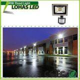 [Nouvelle conception] 100W Waterproof Cold White Sensor de mouvement Outdoor LED Flood Lights