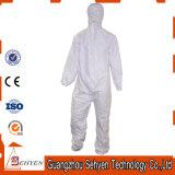 Bata microporosa protectora disponible no tejida de PP/PP+PE/SMS/Sf