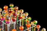 3 niveaux de l'acrylique Lollipop Présentoir