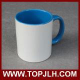 Кружки кофеего фарфора 11oz сублимации качества Ce цветастые