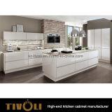 Черные неофициальные советники президента с изготовленный на заказ кухонными шкафами Tivo-0288h