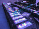 8*4W RGBW 4en1 Multi-Color LED LED Bañador de pared /proyector LED Impermeable IP 65