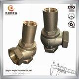 Ottone dell'OEM di Qingdao/pezzo fuso Bronze della valvola della sabbia