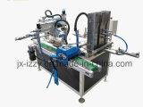 자동적인 압축 공기를 넣은 회전 목마 더 가벼운 만드는 기계장치를 위한 기계를 인쇄하는 회전하는 실크 스크린