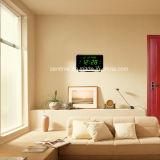 장식적인 LED 디지털 달력 및 온도 선물 시계
