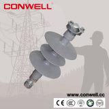 Isoladores cerâmicos elétricos padrão da linha eléctrica do IEC