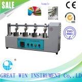 Máquina de dobramento de couro do teste (GW-001)