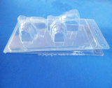 Caixa de embreagem de PVC Caixa de embalagem de blister personalizada