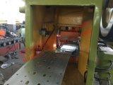 Fléau de crémaillère de conformité de la CE formant la machine avec le poinçon
