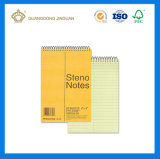 Тетрадь печати имени Логоса или Компании спиральн (профессиональная фабрика печатание тетради)