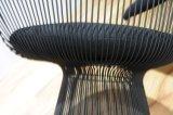 Cadeira moderna da mobília do lazer do aço inoxidável do hotel