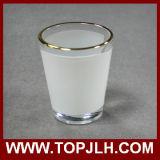 Кружка стекла съемки чашки вина качества Ce малая