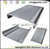차 자동차 부품을%s 알루미늄 단면도 방열기