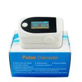 Barato preço aprovado pela CE dedo dedo LCD oxímetro de pulso da SpO2 Pr monitorizar oximetria de pulso Rpo-8b6 -Fanny