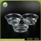 tazze di plastica a gettare del gelato personalizzate 6oz con FDA
