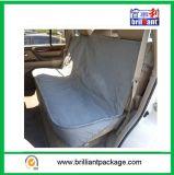 洗濯できる灰色のキルトにされたペット車の後部席のベンチカバー