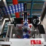 Equipamento de rotulagem da luva plástica automática cheia do frasco