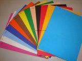 Folha colorida da espuma de EVA para Artcrafts e brinquedos