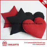 Ammortizzatore farcito molle del cuscino del sostegno di modo del cuore multicolore della pelle scamosciata