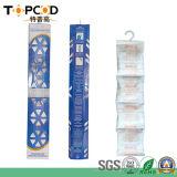 1kg 300% Deshydratiemiddel van de Container van het Chloride van het Calcium van de Absorptie voor Verzending