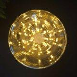 G95 2W Bombilla LED E27 Lámpara Fireworks