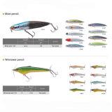 Attrait grand de pêche d'alose de bambanne de crochet de la qualité Vmc de vente