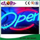 Neon della decorazione del segno al neon del gelato LED