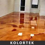 Epoxi pigmentos de revestimiento de suelo