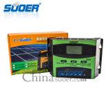 Regulador solar inteligente de la carga de la radio PWM de Suoer 48V 50A (ST-C4850)