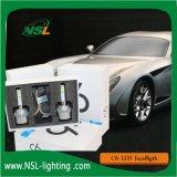 Phare automatique de l'ÉPI DEL des phares Kitc6 de la moto DEL de véhicules