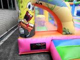 Большой размер Bob Inflatable Комбинированное препятствие со слайдами