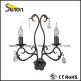 標準的な屋内装飾の壁ランプ