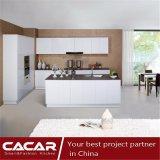 Modo personalizzato di vendita caldo 2018 ed armadio da cucina bianco romantico (CA16-02)