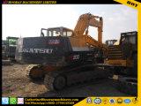 Excavador usado PC200-5 de KOMATSU del excavador usado PC200-5 de la correa eslabonada